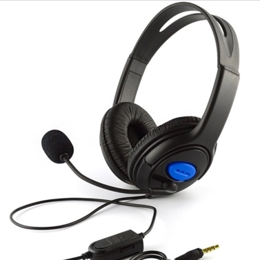 3,5 mm verdrahtet Gaming Over Ear Headset