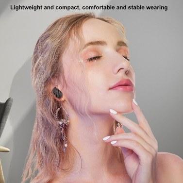 Bluetooth 5.1 TWS-Kopfhörer mit Mikrofon-Sport-Headsets Touch Control-Musik-Ohrhörer für Telefone