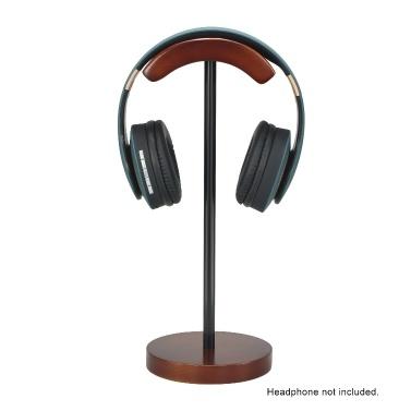 Portable Headphone Desktop Stand Headset Holder Multifunctional Headphone Holder DIY Hanging Display Stand