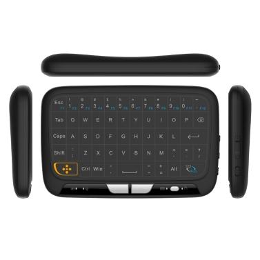 4 € de réduction pour H18 2.4GHz Wireless Touchpad & Clavier pour Smart TV Android TV Box Ordinateur PC portable seulement € 9,95
