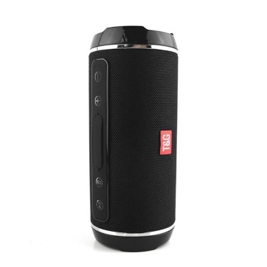 49% OFF for T&G 116 Portable Wireless BT Speaker with Mic from Tomtop WW