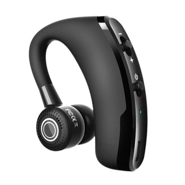 V9 Wirelessly BT Earbud Headphones Handsfree Business Headset Drive Call Sports Portable In-Ear Stereo Voice Control Earphones