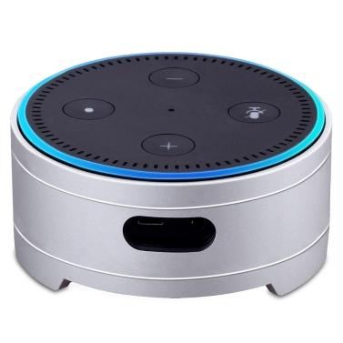 Aluminum Alloy Holder Base for Amazon Echo Dot 2nd Generation Speaker