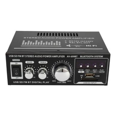 AC 220V / DC12V HIFI Audio Stereo Power Amplifier для автомобилей и дома