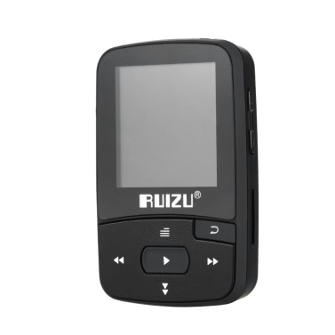 RUIZU X50 8GB 1.5in Bluetooth MP3 MP4プレーヤー