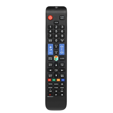 Universal TV Fernbedienung Wireless Smart Controller Ersatz für Samsung HDTV LED Smart Digital TV Schwarz