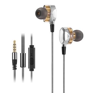 G2 verdrahteter In-Ear-Stereo-Kopfhörer