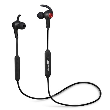 LATT L2 Auriculares inalámbricos Bluetooth 5.0 Auriculares intrauditivos Auriculares deportivos impermeables con micrófono