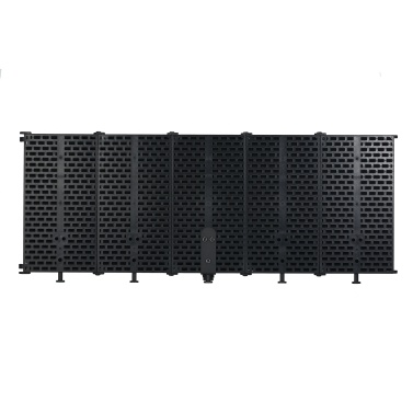 Microphone Isolation Shield 5-Panel Wind Screen for Recording Studio Foldable High-Density Absorbing Sponge