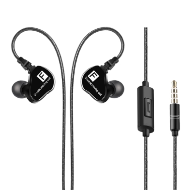 NABOLANG F910 Wired In-ear Headphones,free shipping $9.99(Code:TTNBL)