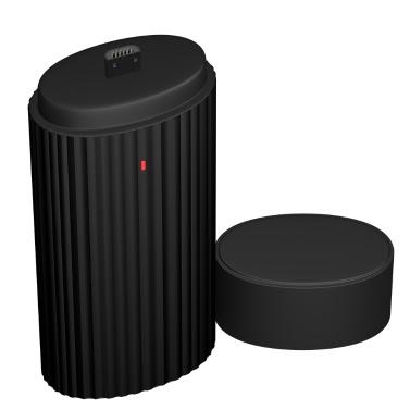 44% de réduction sur le mini chargeur portatif micro port USB 300mAh noir, seulement 2,99 € sur tomtop.com + livraison gratuite