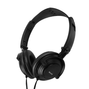 3.5mm verdrahteter Spiel-Kopfhörer Über-Ohr Sport-Kopfhörer-Musik-Kopfhörer