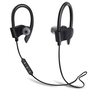 Wireless BT 4.1 Sweatproof Earphone for Sport Gym Fitness