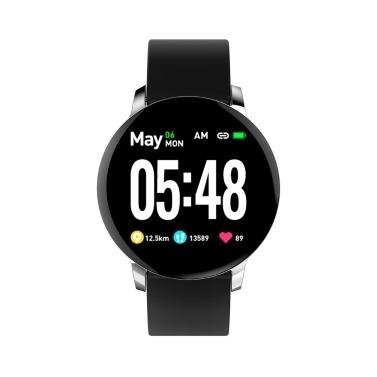 SmartWatch R-5 Sportuhr Herzfrequenz Schlafmonitor Blutdruck Fitness Tracker für Android für IOS Musiksteuerung Farbdisplay Band Wasserdicht Intelligentes Armband