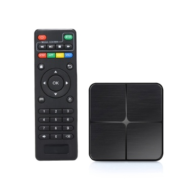 T96 Mini Smart Android 7.1 TV-Box RK3229 Quad Core 4K 1080P Set Top-Box VP9 H.265 HDR10 1 GB / 8 GB DLNA WiFi LAN HD Mediaplayer EU-Stecker