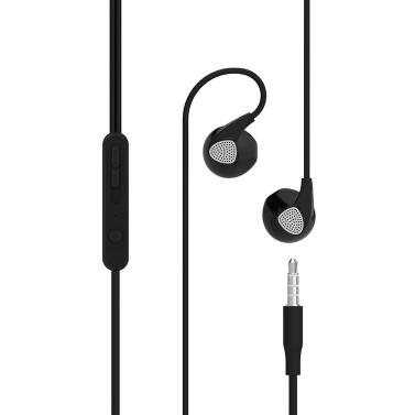 Uiisii U1 Fone de ouvido com fio Super Bass Music Headset