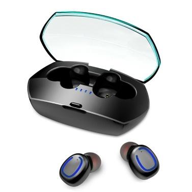 Xi11 Wahre drahtlose Kopfhörer Bluetooth 5.0 TWS Ohrhörer IPX6 wasserdicht
