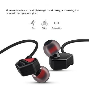 Kopfhörer In-Ear-Headset mit 3,5-mm-Buchse Kopfhörer für Smartphone MP3