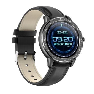 Smart Watch mit 1,3-Zoll-Touchscreen Fitness Tracker Activity Tracker Smart Bracelet unterstützt die Herzfrequenz-Blutdruckmessung mit Sauerstoff Sauerstoff IP67 Wasserdichte Sportuhr für Frauen und Männer