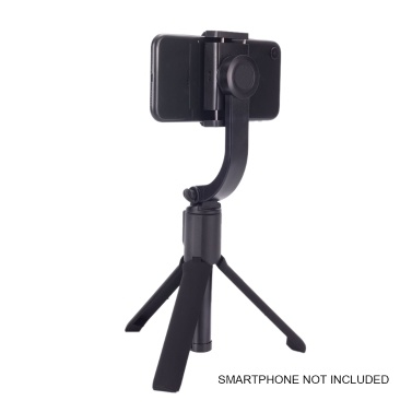 H5 Portable Adjustable Phone PTZ Stabilizer Anti-Shake Handle Phone Stabilizer iOS Android Mobile Phone Universal