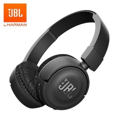 JBL T450BT Drahtloser Bluetooth-Kopfhörer Faltbarer On-Ear-Kopfhörer Pure Bass Music Kopfhörer Freisprecheinrichtung mit Mikrofon