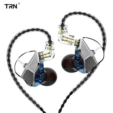 TRN ST1 1DD 1BA Hybrid In-Ear-Kopfhörer ohne