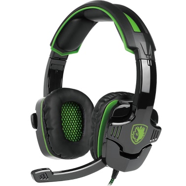 SADES SA-930 3,5 mm Gaming Headset mit Mikrofon