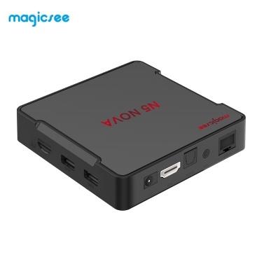 Magicsee N5 NOVA Smart Android 9.0 TV-Box 2 GB / 16 GB