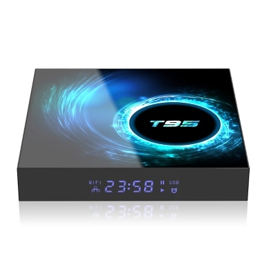 T95 Android 10.0 Smart TV Box