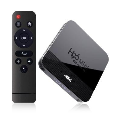 H96 MINI H8 Android 9.0 TV-Box UHD 4K Mediaplayer 2.4G/5G WiFi 2+16G
