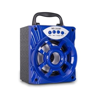 MS-242BT Portable Subwoofer Wireless BT Speaker