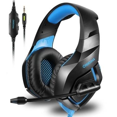 ONIKUMA K1 Gaming Über-Ohr-Headset