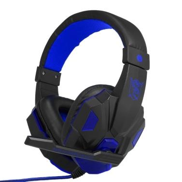 Gaming Headset Kopfhörer für PC Laptop