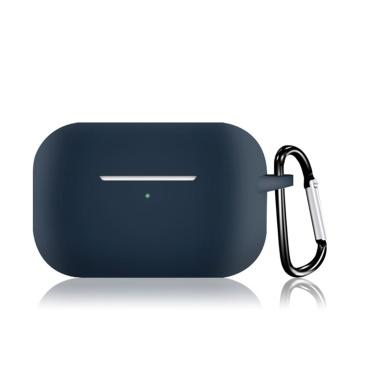 Schutzhülle Kompatibel mit Apple AirPods Pro 2019 Drahtlose BT-Kopfhörerhülle Silikon Stoßfest Kratzfest Kompatibel mit Air Pods Pro Tasche Hülle