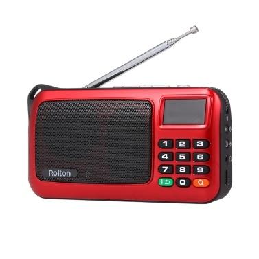 Rolton W405 Portable HiFi Stéréo FM Radio Haut-parleur d'ordinateur seulement € 7,57