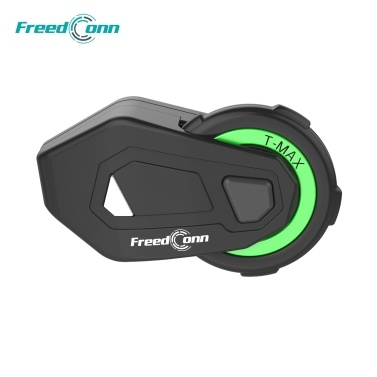 FreedConn T-MAX Motorcycle Helmet Headset Bluetooth 5.0 Motorcycle Headphones