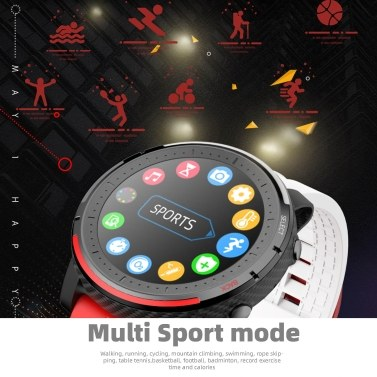 LV69 Smart Watch Fitness Tracker Smart Sport Band Heart Rate Sleep Monitor Wristband Blood Pressure Test BT Call Music Control Color Screen IP67 Waterproof  Message Push