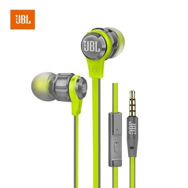 JBL T180A In-ear Music Headphones,free shipping $19.79(Code:TT26A)