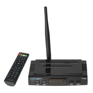 BEZPŁATNY SAT V7 HD DVB-S2 odbiornik TV Set Top Box
