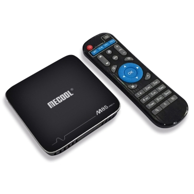 MECOOL M8S PRO Plus Android 7.1 TV Box S905X 2GB / 16GB EU Stecker