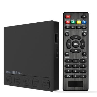 Mini M8S PRO Android 7.1 TV Box Amlogic S912 3GB / 32GB EU Plug