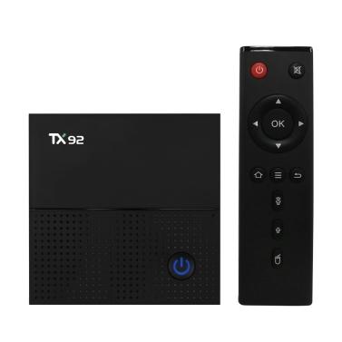 TX92 Android 7.1 TV Box Amlogic S912 3GB + 64GB