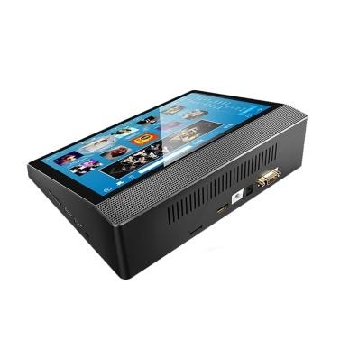 € 14 de réduction pour T9 Mini PC Windows 10 10,1 pouces Intel x5-Z8350 OS 4 Go de RAM + 32 Go ROM TV Box seulement € 174,29