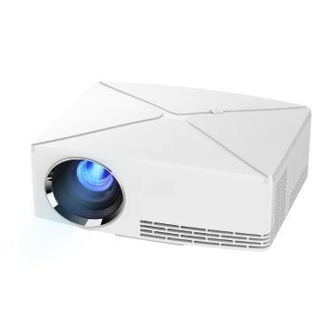 C80 1080P LED LCD projecteur Home Cinéma seulement 68,87 €