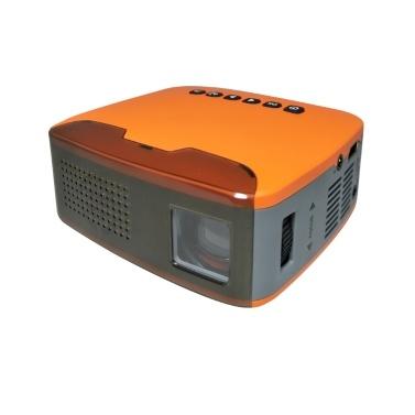 MY20 tragbarer Mini-LCD-Projektor-Heimkino in voller HD 1080P