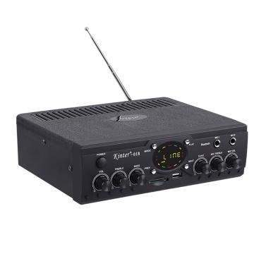 Kinter 018 HiFi Amplifier 2.0CH 30W Stereo Sound Audio