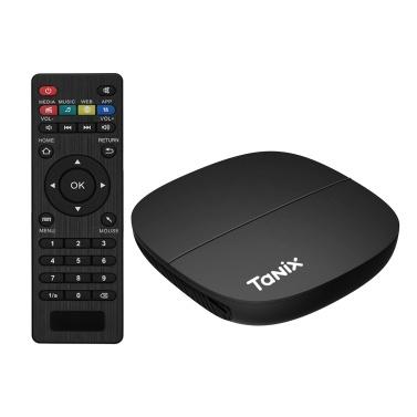 Tanix A3 Android 10.0 TV Box Allwinner H313 Cortex_A53 1GB  8GB____Tomtop____https://www.tomtop.com/p-v9056eu.html____