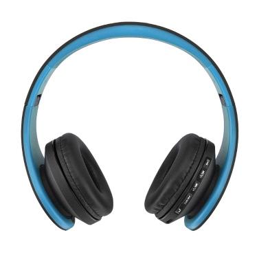 Andoer LH-811 4 en 1 Auriculares inalámbricos BT EDR con micrófono