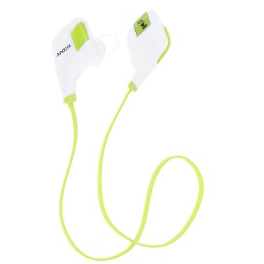 Mini Lightweight Wireless Bluetooth 4.1 Stereo In-ear Earphone White