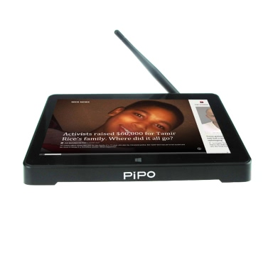 PiPO X8 Full HD 1080P Windows 10 TV Box 2GB / 32GB